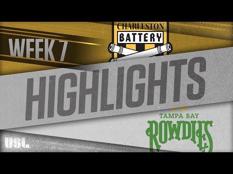 Чарлстон - Tampa Bay 1:0. Видеообзор матча 29.04.2018. Видео голов и опасных моментов игры