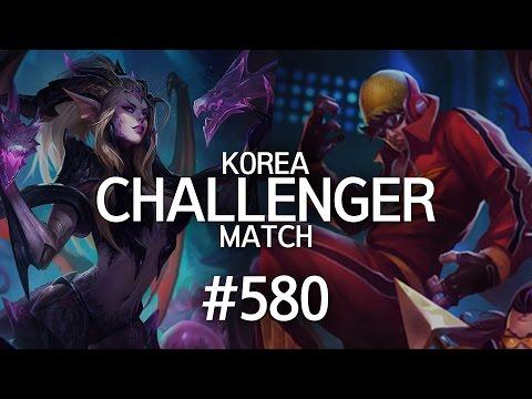 韓服菁英對決 #580 | Smeb, Ambition, Raise, Kuzan, Crazy