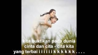 Video Nagita slavina - Realita Cinta (lirik) MP3, 3GP, MP4, WEBM, AVI, FLV November 2018