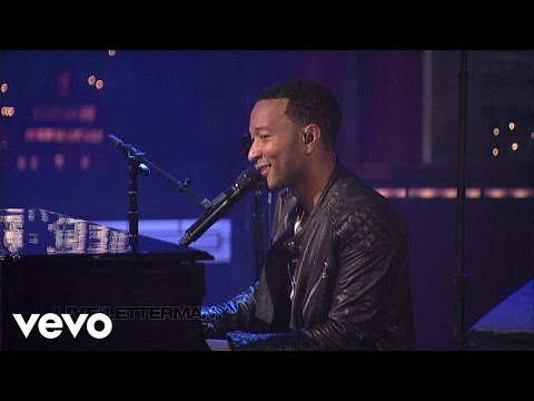 John Legend - We Just Don't Care