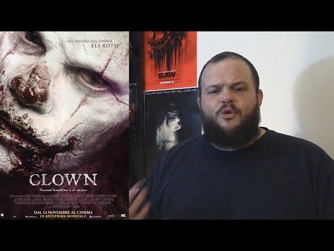 Clown (2014) movie review horror