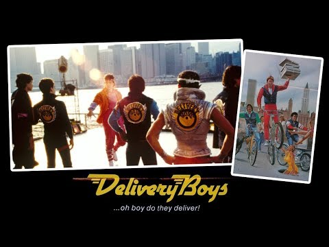 Delivery Boys (1985) HQ/SD Complete From VHS New World Pictures