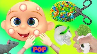 Video Wacky Pimple Popping Wednesday Cutting Open Wubble Squishy Slime Balls MP3, 3GP, MP4, WEBM, AVI, FLV Juli 2018