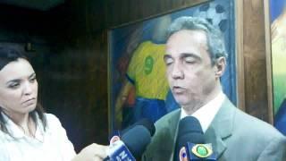 [JC] Novo Presidente Da FPF Fala Sobre Morte De Carlos Alberto Oliveira