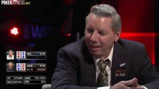 2016 WPT Montreal Final Table Highlights  (Part II) poker world series 2016