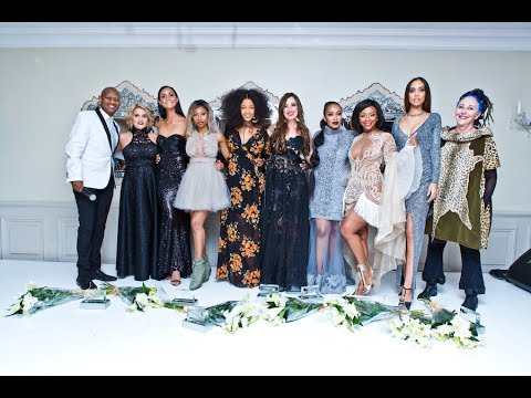Top Billing goes behind the scenes at the Glamour Awards 2017