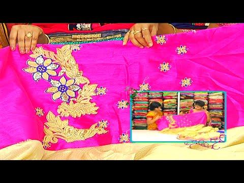 Latest Collection of Ikkath Pattu and Designer Wear Sarees | Hello Ladies | Vanitha TV 24 November 2015 05 28 PM