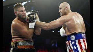 Tyson Fury vs Tom Schwarz Full Fight Highlights