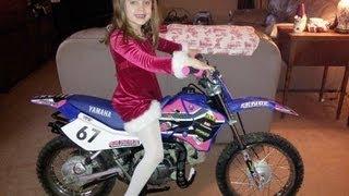 8. Haileys TTR-90 Yamaha Christmas Present 2012