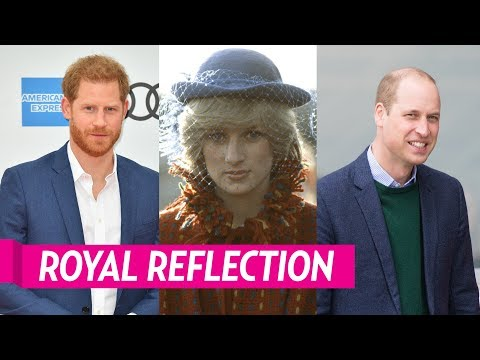 Prince William and Prince Harry Speak Candidly About Princess Diana