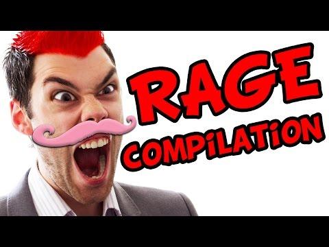 Markiplier's RAGE Compilation