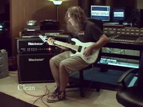 Roberto Vanni: Demo Blackstar Series One 104