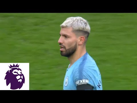 Video: Aguero pounces a Chelsea miscue, makes it 3-0 for Man City v. Chelsea   Premier League   NBC Sports