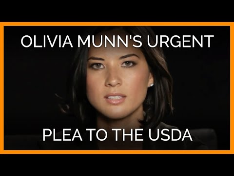 Urgent Plea to the USDA PETA Ad
