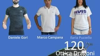 #vaporetti2017 Equipaggio N°120 Ottica Dragoni