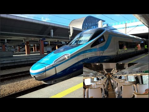 VLOG-5|| Pendolino high speed train in Poland, 200 Km/Hr || Warsaw to Gdansk,EIP1502