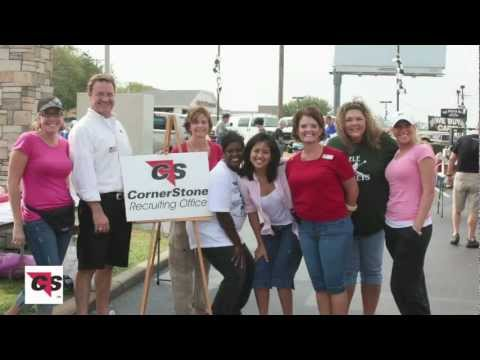CornerStone Staffing A Local DFW Company