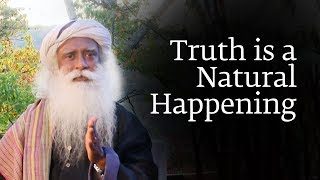 How to live truthfully? Should one follow past traditions or throw them out? Sadhguru explains, truth is not something you invent, ...
