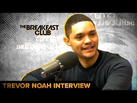 Trevor Noah Talks Tomi Lahren, Donald Trump, Racism In America & More At The Breakfast Club