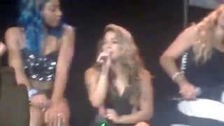 Fifth Harmony - Over (live @ Rio de Janeiro 10.10.2014)