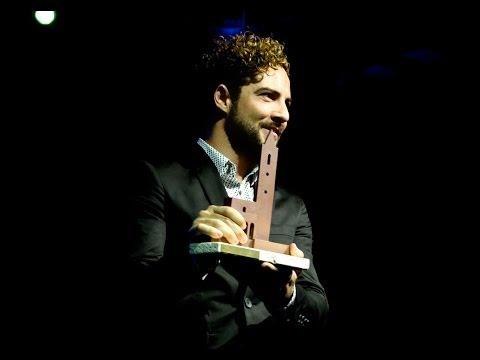 David Bisbal - Premio Embajador de Almería