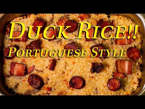 We Cook Arroz De Pato   Duck And Rice In Lisbon Portugal