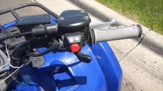 9. 2006 Yamaha Kodiak 450