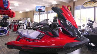 3. 2017 Yamaha FX Cruiser SVHO