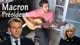 Video Macron président : j'ai préféré chanter MP3, 3GP, MP4, WEBM, AVI, FLV Juni 2017