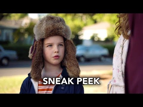 "Young Sheldon 1x08 Sneak Peek #3 ""Cape Canaveral, Schrödinger's Cat, and Cyndi Lauper's Hair"" (HD)"