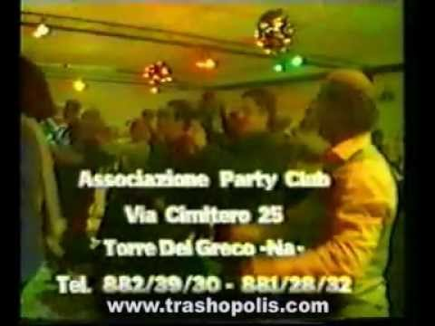 Quel party club vicino al cimitero