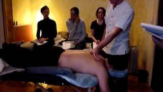 Cours De Massage Tui Na à L'institut De Médecine Chinoise De Toulouse