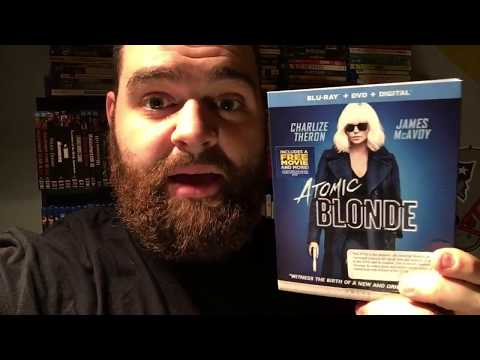 Blu-ray And 4K Collection Update (WestWorld, Home Alone 2, Atomic Blonde, And More!)