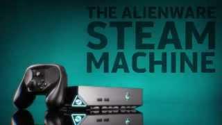Alienware Steam Machine: Teaser (0:30) #AWSM