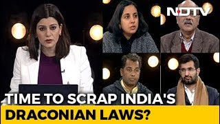Draconian Laws: Time National Security Act And 'Sedition' Were Scrapped?