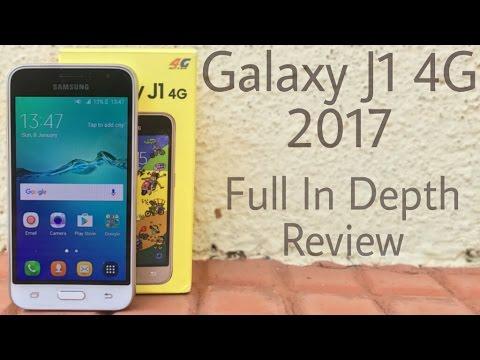Samsung Galaxy J1 4g 2017 | Full In Depth Review