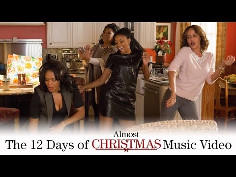 The 12 Days of Almost Christmas (OST)