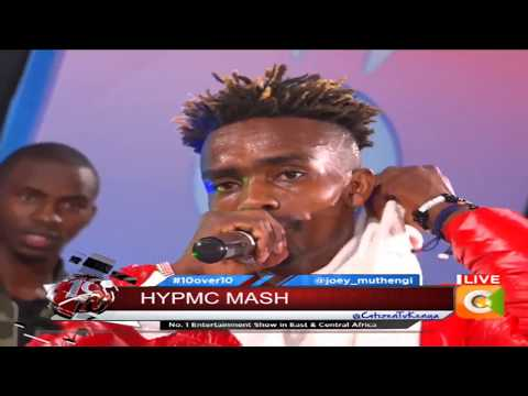HYPMC Mash Live On Stage #10Over10
