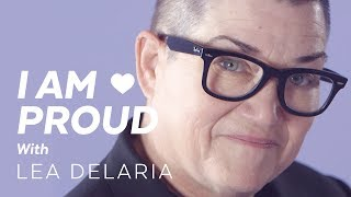 I'm That F*cking Dyke With Lea DeLaria by POPSUGAR Girls' Guide