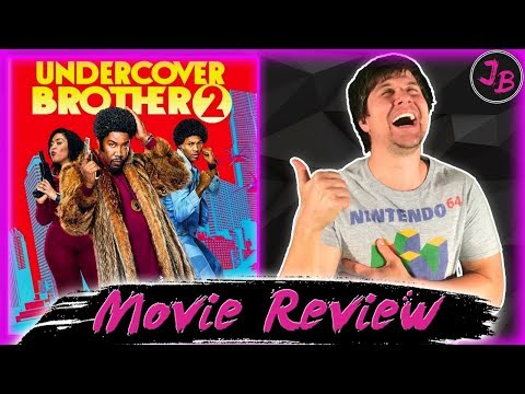 UNDERCOVER BROTHER 2 (2019) - Movie Review