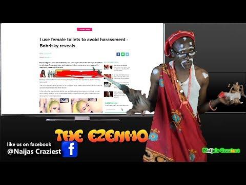 Bobrisky Gets Harrased For Using Female Toilet As ECOWAS Votes Buhari Chaiman -The Ezenmo Show EP 20
