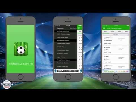 Football LiveScore HD (en)
