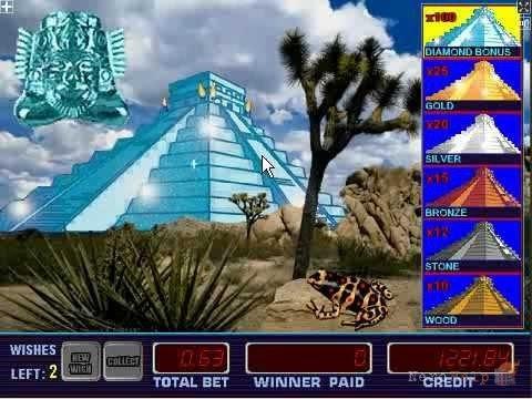 Игровые автоматы играть бесплатно и без регистрации империя ацтеков