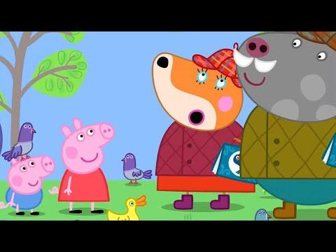 Peppa Pig en Español Episodios completos Temporada 6 - Nuevo Compilacion 3 Pepa la cerdita