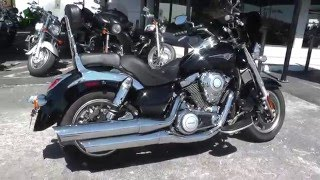 4. 008288 - 2012 Kawasaki Vulcan 1700 Classic VN1700E - Used Motorcycle For Sale