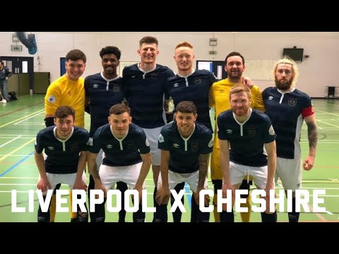 Liverpool X Cheshire | Futsal Highlights