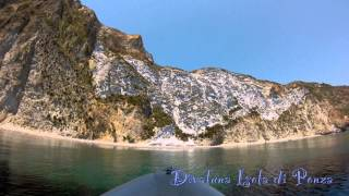 Ponza Italy  City pictures : GUIDED TOUR OF THE ISLAND OF PONZA (ITALY) BY DIVA LUNA