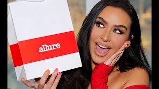 MY ALLURE BEAUTY BOX! $93 VALUE FOR ONLY $10😭 by Carli Bybel