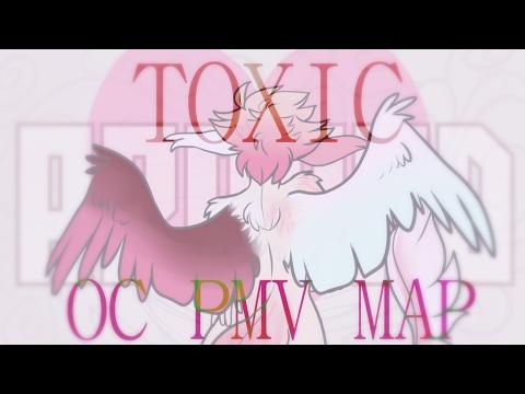 TOXIC - COMPLETE OC PMV MAP (видео)