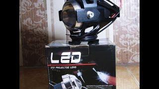 Video Test Lamp LED U5 Projectore Lens MP3, 3GP, MP4, WEBM, AVI, FLV Juli 2018